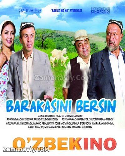 Barakasini Bersin (O'zbek kino)