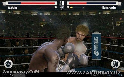 Дата Выхода Real Boxing На Андроид
